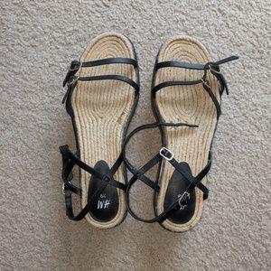 Platform Sandals